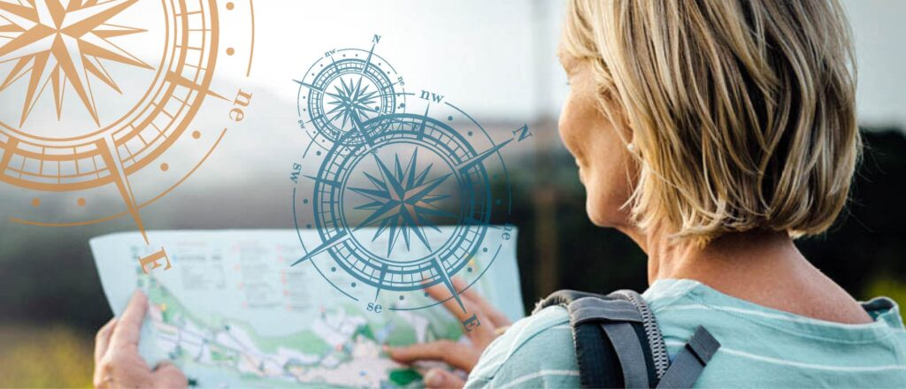 Nurse leaders can use the QM Survival Guide as navigation tool, just like a map